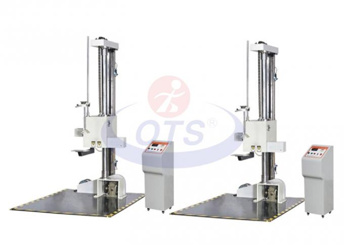 AC220V / 50Hz Drop Test Machine , Drop Test Apparatus 150kg Max Drop Weight/universal testing machine tensile test 0