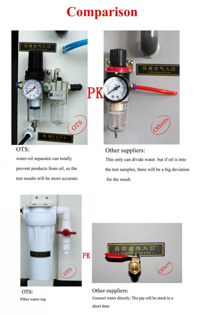 ISO14993 Dry and wet salt spray test Laboratory Salt Spray Test Chamber With Temperature&humidity Control