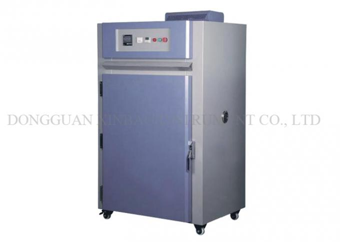 Electric Heater Hot Air Circulating Oven Temp Control Fluctuation ±1.5℃ For Rubber