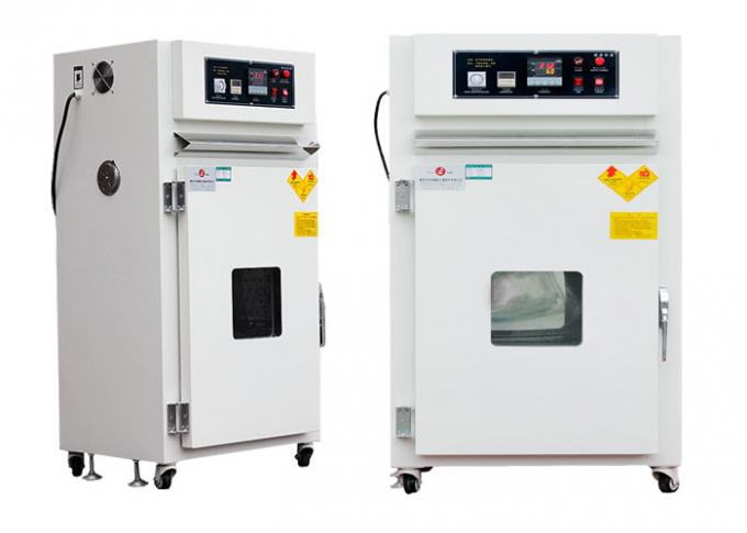 Big Size Design Custom Industrial Ovens ±1.0℃ Distribution Accuracy Motor Overload Protection