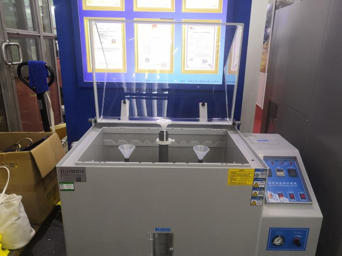ASTM-B117 Temperature Humidity Chamber / Salt Frog Spray Test Chamber For Corrosion Testing