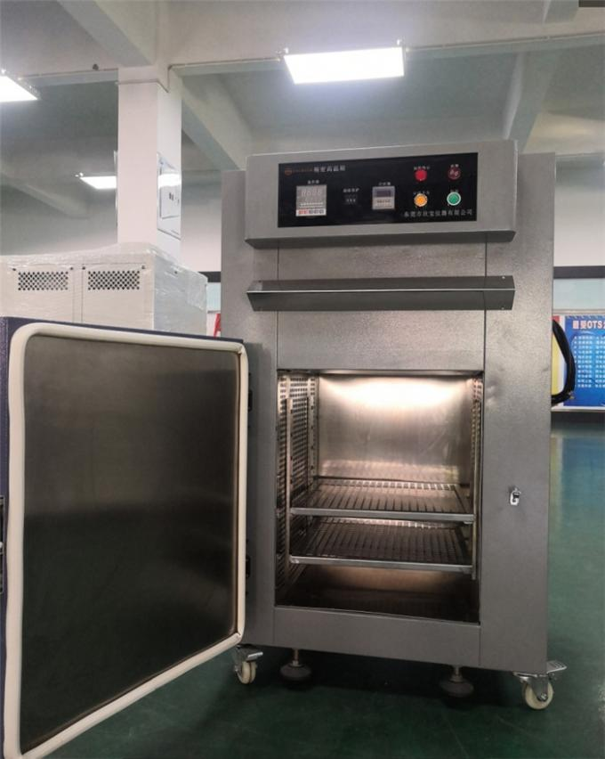 300C 150 Liter Environmental Test Chamber Hot Air Circulating System High Temperature Drying Oven