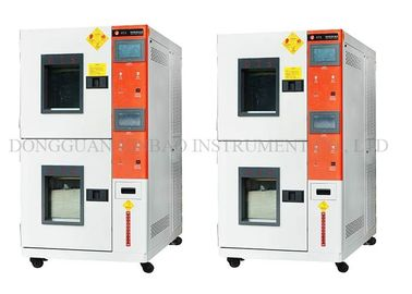China Climatic Temperature Environmental Test Chamber For Testing Material Dry Resistance supplier