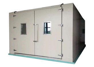 China Easy Operated Environmental Test Chamber 20% - 98% RH Humidity Control supplier