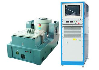 600kgf Sine Thrust Vibration Testing Machine Maximum Load 120kg Easy Operation