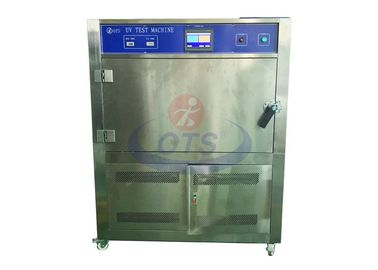 China UV Weathering Aging Climatic Test Chamber ISO11341 / ASTM Temp Uniformity ±3℃ supplier