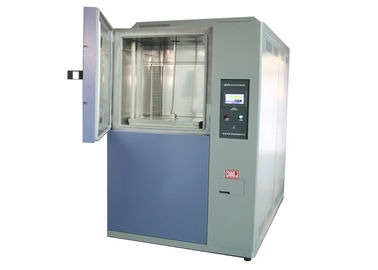 China High Low Temp Thermal Shock Chamber 3 Phase AC 380V 50Hz / 60Hz Power Thermal Shock Testing Machine supplier