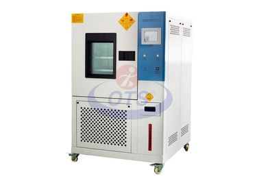 China 150L Lab Programmable Temperature Humidity Chamber -40℃~150℃ Air Cooling supplier