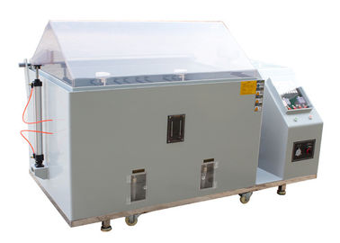 China Salt Spray Corrosion Test Chamber Continuous Spray Way For Metal Plating / Coatings supplier