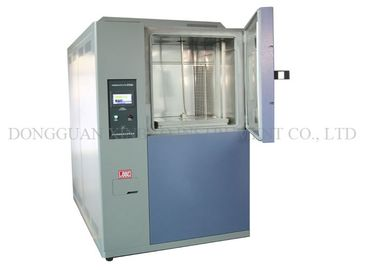 China Thermal Shock Impact Thermal Shock Test Chamber For Plastic And Rubber Material supplier