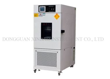China Customized -70°C PLC Constant Environment Temperature Moisture Test Chamber supplier