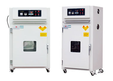 China Big Size Design Custom Industrial Ovens ±1.0℃ Distribution Accuracy Motor Overload Protection supplier