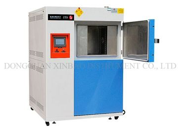 China Stable Working Thermal Shock Chamber Hot And Cold Control Impact With LCD Touch Screen supplier
