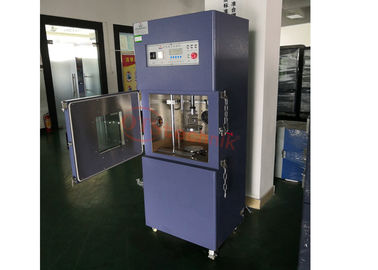China 200KG Cylinder Driven Battry Steel Nail Penetrating Test Machine supplier
