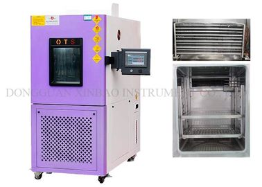 Programmable Temperature Humidity Test Chamber , Environmental Chamber Humidity Control 0.5℃ Accuracy