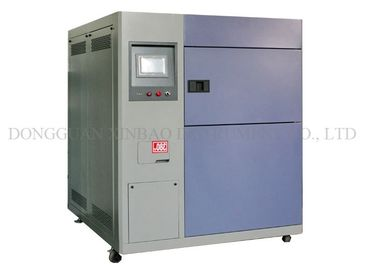 China Rapid Thermal Shock Chamber 50*60*50cm Inner Size 3 Phase AC 380V Power Thermal Shock Machine factory