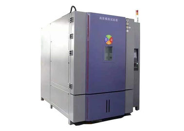 Simulation Altitude Pressure Temperature Humidity Test Chamber AC380V / 50Hz Power Supply
