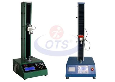 Digital Electronic Material Testing Machine Rubber Plastic Wire Tensile Strength Test