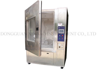 Floating Sand Dust Proof Test Chamber For Laboratory PLC Control IEC60529