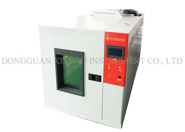 Laboratory Thermal Cycle 50mm Hole Test Chamber -70℃ ~ 150℃ RS232 Data Connection Programmable Edit Controller