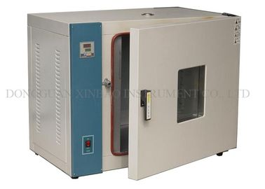China Effective Hot Air Oven Customized Size Acceptable With Fault Indicator factory