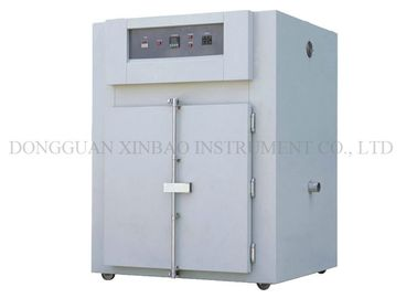 China Electric Heater Industrial Drying Oven White Appearance 220V / 380V Voltage factory