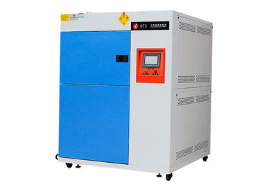 China Three Zones Thermal Shock Chamber Temp Control Accuracy ±0.5℃ Thermal Shock Tester factory