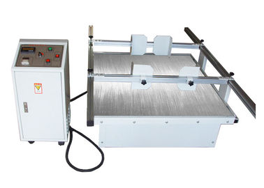 AC Frequency Control Vibration Testing Machine Carton Packaging Simulation Vehicle Transport