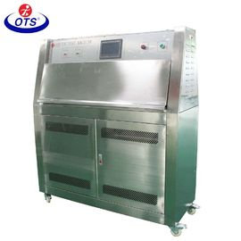 China Tower Type UV Weathering Test Chamber Touch Screen Design AC 220V 50Hz Power/UV Weathering Chamber factory