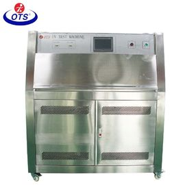 Temp Uniformity ±3℃ UV Weathering Test Chamber For Accelerating Aging Speed/uv light testing equipment/uv test chamber