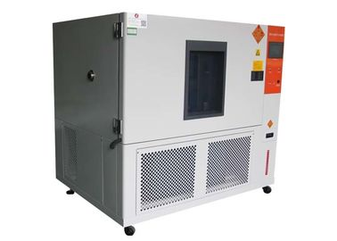 White Lab Test Chamber , Resist Heat And Resist Cold Test Temperature Humidity Cycle Climatic Chamber
