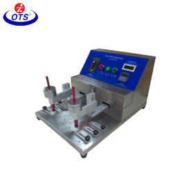 Alcohol Abrasion Life Test Machine 1 Phase AC220V Stepper Motor Drive