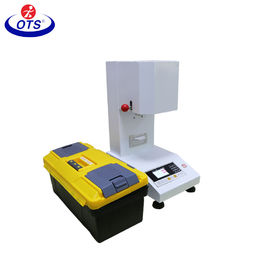 Color Screen Universal Tensile Testing Machine , Plastic Melt Mass Flow Rate MFR Test Meter