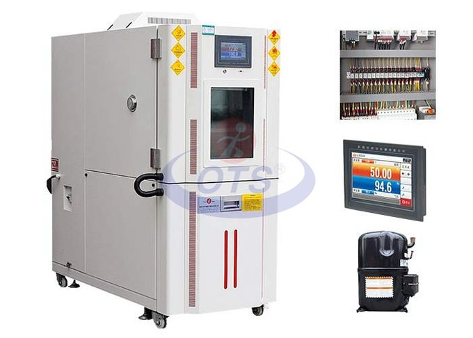 High Strength Body Thermal Cycling Chamber -20℃ To 180℃ Easy Operated
