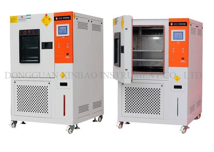 -40℃ - 180℃ Temperature Test Chamber High Efficiency Touch Screen Controller
